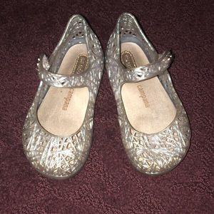 Mini Melissa toddler girl sandals